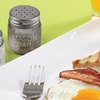 Mason Jar Salt and Pepper Shakers (2-Pack)