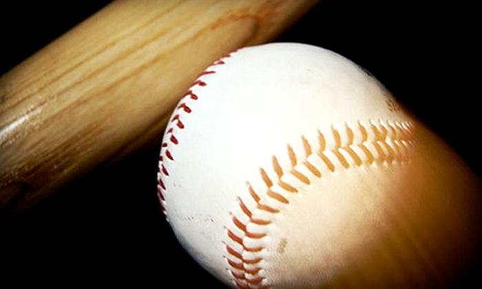 Astoria Indoor Batting Cages - Astoria: $25 for $50 Worth of Batting-Cage Use at Astoria Indoor Batting Cages
