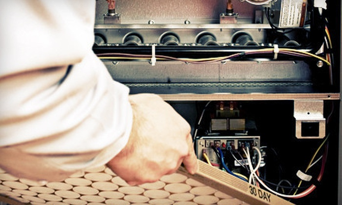 Moore Heating and Air Conditioning - Napa / Sonoma: $19 for a Complete Furnace Precision Tune-Up and Safety Inspection from Moore Heating & Air Conditioning ($119 Value)
