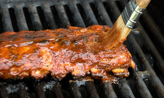The Bar-B-Q Shop - Idlewild - East End Historical Association: $10 for $20 Worth of Barbecue and Drinks at The Bar-B-Q Shop