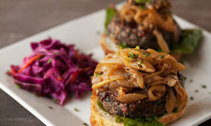 Zest Kitchen & Bar - Salt Lake City: Farm-to-Table Food and Non-AlcoholicDrinks at Zest Kitchen & Bar (40% Off)