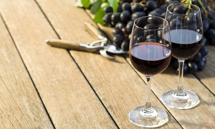 for a Personal Wine Tour with Lunch for One Person with Peninsula Wine Tours Value
