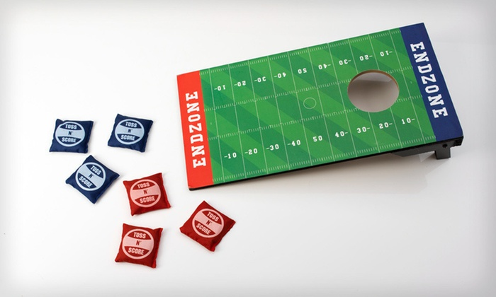 Totes Tailgate Beanbag-Toss Set: $19 for a Totes Tailgate Beanbag-Toss Set ($40 List Price). Free Shipping.