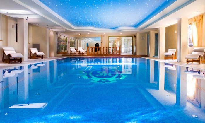 Hotel Ville Montefiori - Gardone Riviera (BS): Lago di Garda: fino a 3 notti per 2 persone con colazione, cena e Spa all'Hotel Ville Montefiori