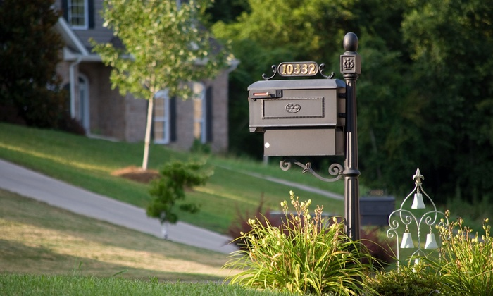 Mailboxes Florida - Lakeland: $39.99 for Professional Mailbox Installation from Mailboxes Florida ($79.99 Value)