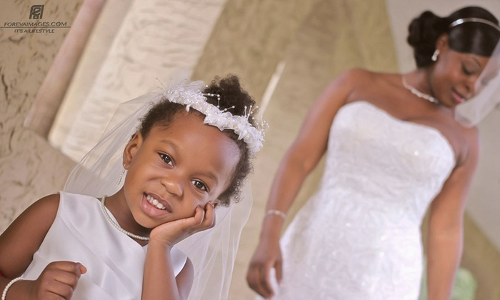Forevaimages - Atlanta: 60-Minute Wedding Photography Package from Forevaimages, LLC (70% Off)