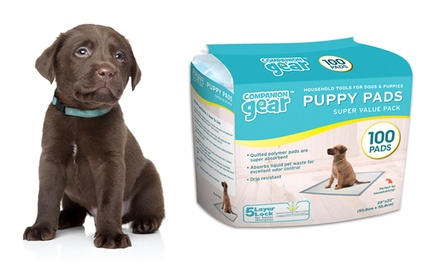 Puppy Pads (100-Ct.)