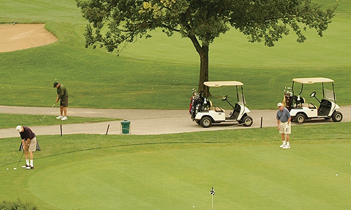Park District of Highland Park - Highland Park: 18 Holes of Golf with Cart for 2 or 4 at Sunset Valley Golf Course from Park District of Highland Park (50% Off)