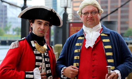 Admission for One or Family of Four at Boston Tea Party Ships & Museum (Up to $ Off)