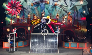 Ringling Bros. and Barnum & Bailey Presents Circus Xtreme!: <i>Ringling Bros. and Barnum & Bailey</i> Presents <i>Circus XTREME</i>, October 6–9