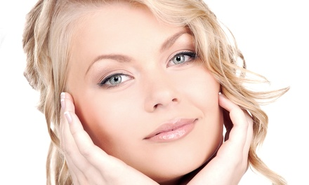 One or Three Pumpkin-Enzyme Facials with Microdermabrasion Treatments at The Skin Bar (Up to 61% Off)