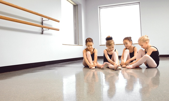 The Pointe Dance Center - Spring Valley: Two Weeks or Month of Unlimited Dance Classes at The Pointe Dance Center (Up to 85% Off)