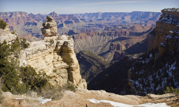 Sweetours - Paradise: 5-Hour Hoover Dam Tour or 14.5-Hour Grand Canyon Tour from Sweetours (Up to 51% Off)