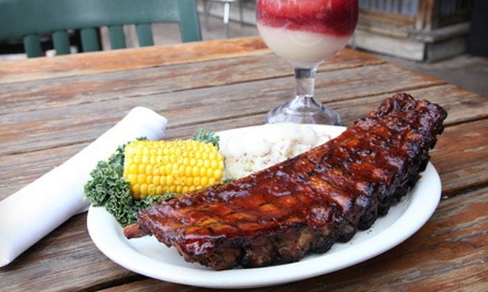 Duke's Original Roadhouse - Addison Location: $12 for $25 Worth of Ribs, Mac 'n' Cheese, and Sandwiches at Duke's Original Roadhouse