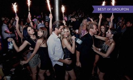 VIP Access, Open Bar, and Champagne for One, Two, or Four at Vegas Ultra Lounges (Up to 64% Off)