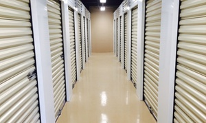 Lookout Self Storage: $30 for $90 Worth of Indoor Storage at Lookout Self Storage