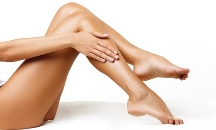 Laser Hair-Reduction Treatments at Julia's Skin Care & Spa (Up to 81% Off). Eight Options Available.