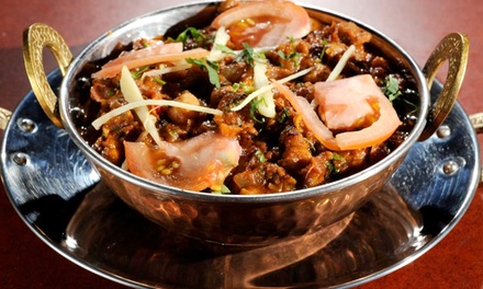 Indian and Thai Food at Spice Indian Thai Bistro (50% Off)