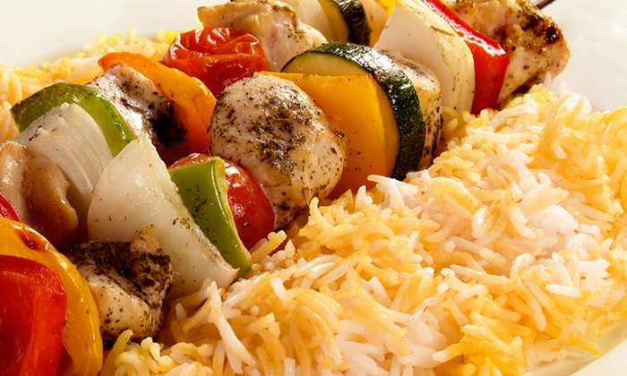 Rose Restaurant - Teaneck: Persian Meal for Two or Four at Rose Restaurant (Up to 54% Off)