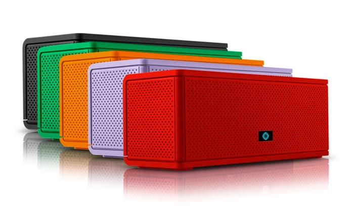 Photive Artisan Portable Bluetooth Speaker: Photive Artisan Portable Bluetooth Speaker with Built-In Mic (PH-BT2020)