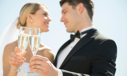 Wedding Package for Up to 75 Guests at Brook Kingston Lodge Hotel  (London)