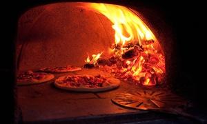 Il Piccolo Diavolo: Menu Pizza con antipasto e bibita per 2, 4 o 6 persone da Il Piccolo Diavolo (sconto fino a 65%)