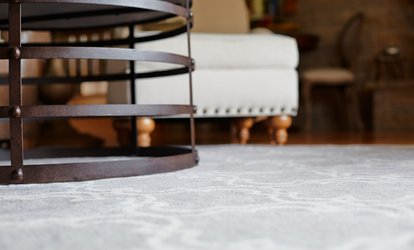 image for Carpet and <strong>Upholstery</strong> Steam <strong>Cleaning</strong> (Up to 69% Off)