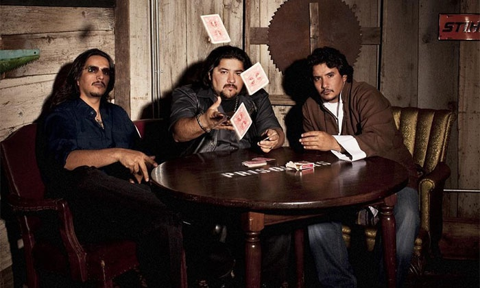 Los Lonely Boys - House of Blues Houston: Los Lonely Boys on Friday, April 22, at 8 p.m.