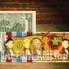 Derek Jeter Pop Art Colorized $2 Bill - Hand Signed & # of 70