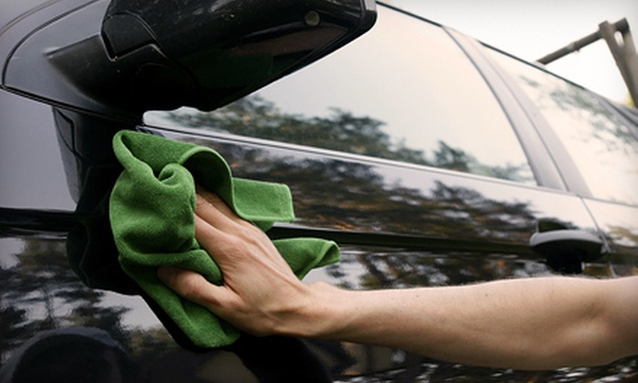 Handy J Car Wash - Sherman Oaks: Deluxe Auto Detailing for a Sedan or SUV or Truck at Handy J Car Wash in Sherman Oaks (Up to 54% Off)