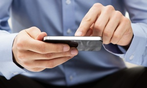 Baillio's: iPhone 4 or 4s, iPhone 5, or iPhone 5c or 5s Screen Repair at Baillio's (Up to 45% Off)