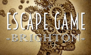 Escape Game Brighton: Laboratory of Madman Escape Game for Up to Six Players at Escape Game Brighton (51% Off)