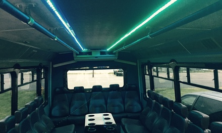 Six Hours of Limo Rental from Michiana Fun Tours (47% Off)