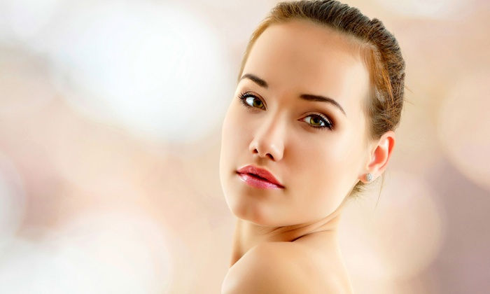 Aura Salon and Medical Spa - Knoxville: Laser Skin-Resurfacing Treatment for Face and Neck with Option for Hands at Aura Salon and Medical Spa (50% Off)