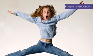 Jump City: Full-Day or Half-Day Summer Camps, or Indoor Trampoline Jump Time for Two or Four at Jump City (Up to 51% Off)