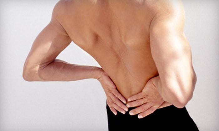HealthMedica - KW Hospital: Three or Five Spinal-Decompression Treatments at HealthMedica (95% Off)