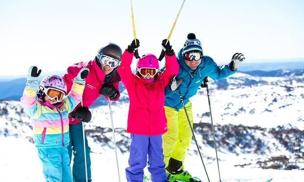 Perisher: Two-Night Ski Package 2