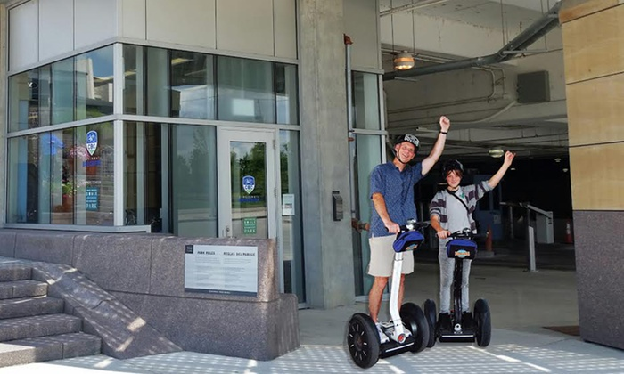 Cincinnati Bike Center - Smale Riverfront Park: Segway Tour for One or Two from Cincinnati Bike Center (Up to 46% Off)