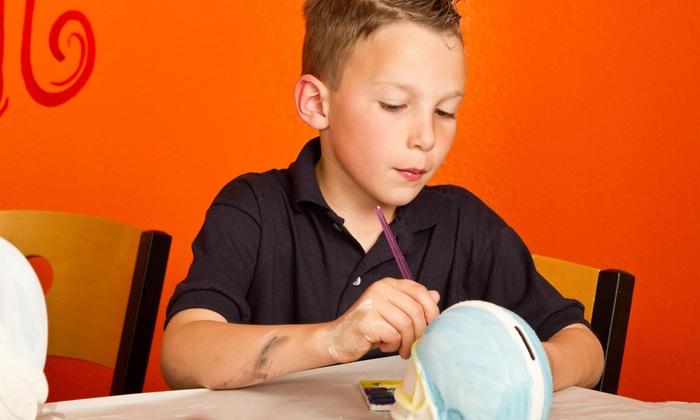 cone06 ceramicstudio - Buena Park: One-Hour Pottery-Painting Class at cone06 ceramicstudio (49% Off)