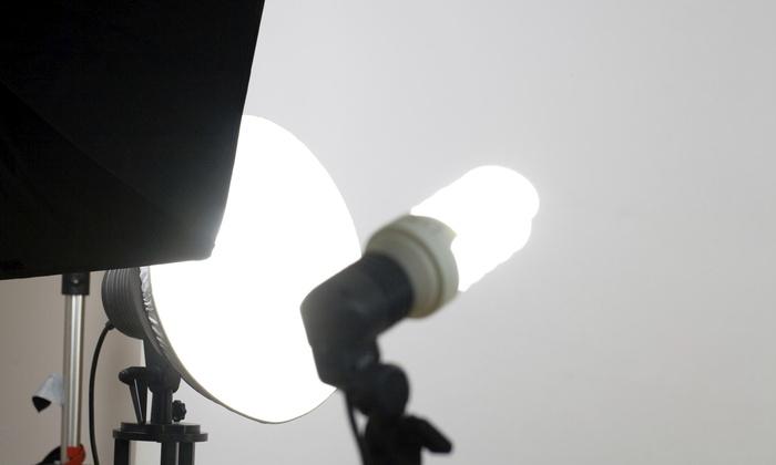 Valvano Pix - Moosic: 30-Minute Studio Photo Shoot with Prints from Valvano Pix (70% Off)