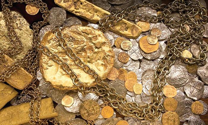 Mel Fisher's Treasure Museum - Sebastian: Mel Fisher's Treasure Museum Visit for 2, 4, or 10 (Up to 54% Off)