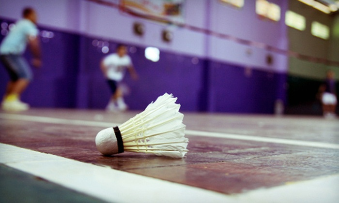 Affinity Badminton Club - San Carlos: Badminton With Racket and Shuttlecock Rental for Two or Four at Affinity Badminton Club (Up to 53% Off)