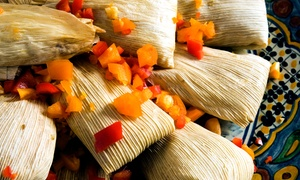 Mango's Taqueria & Cantina: Mexican Food at Mango's Taqueria & Cantina (Up to 51% Off). Two Options Available.