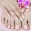 Deluxe Manicure with Gel Polish