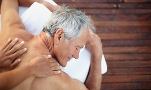 Align Chiropractic: Chiropractic Exam and X-rays with One or Four Adjustments and Massages at Align Chiropractic (Up to 90% Off)