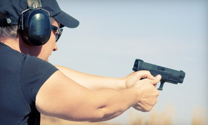 Tactical Dynamics Firearms Training - Foxborough: NRA Basic Shooting Course at Tactical Dynamics Firearms Training in Foxboro (Half Off). Six Dates Available.
