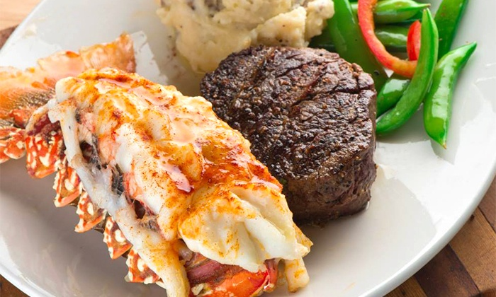 Silver Fox - Multiple Locations: Steakhouse Cuisine at Silver Fox
