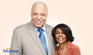 "Gin Game James Earl Jones Cicely Tyson: ""The Gin Game"" Starring James Earl Jones and Cicely Tyson on November 23–December 6"