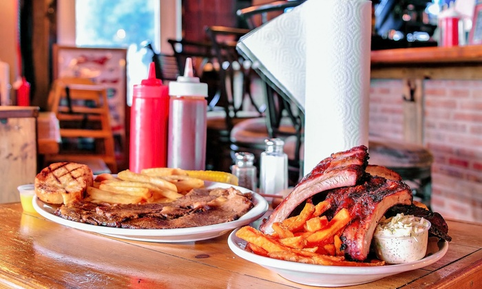 Uncle Tom's Barbecue - Multiple Locations: Barbecue for 2 or 4 at the Coral Gables or Hialeah Location of Uncle Tom's Barbecue (Up to 50% Off)