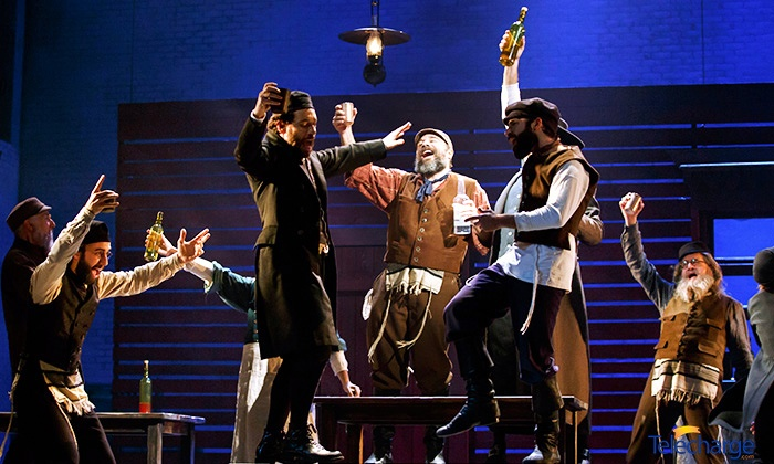 """Fiddler on the Roof"" - Broadway Theatre: Fiddler on the Roof through March 17, at 8 p.m."